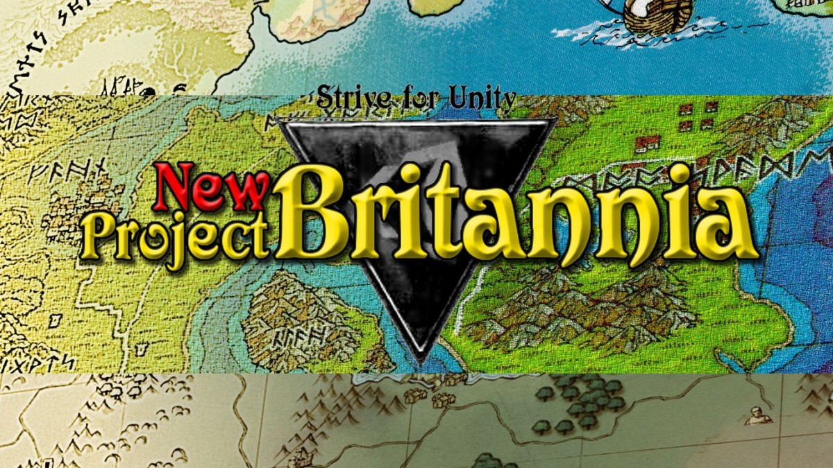 Spam Spam Spam Humbug: Episode 15 – Project New Britannia Goals & Needs