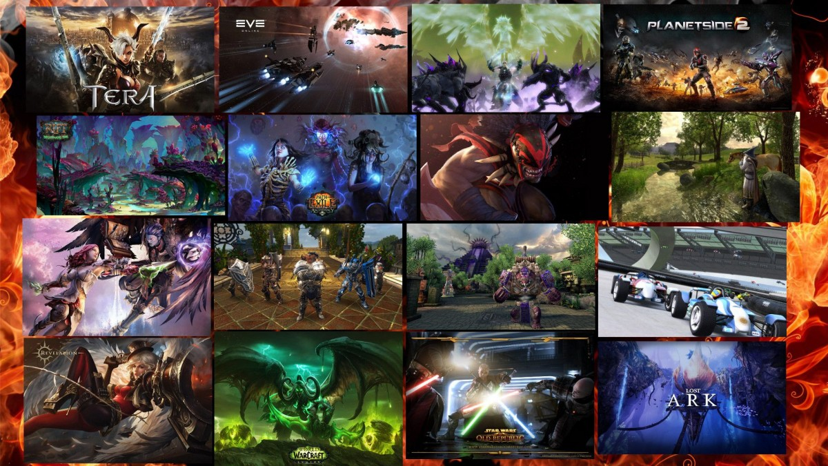 Spam Spam Spam Humbug: Episode 92 – Musings on MMOs